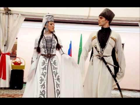 Circassian song -