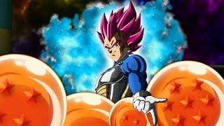 Vegetas Wunsch mit den Super Dragonballs? - Dragonball Super Folge 105+ Fragen