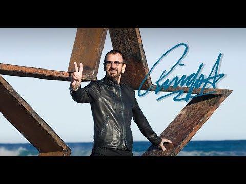 Ringo Starr - Give More Love. 2017. Full Album.