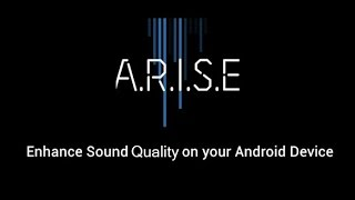 Extreme Sound Boost For Your Android 2017   A.R.I.S.E. Sound Mod: Install Guide With Demo