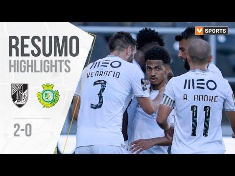 Guimaraes Setubal Goals And Highlights