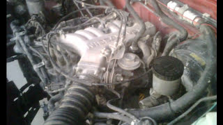 Nissan Pathfinder Engine Swap