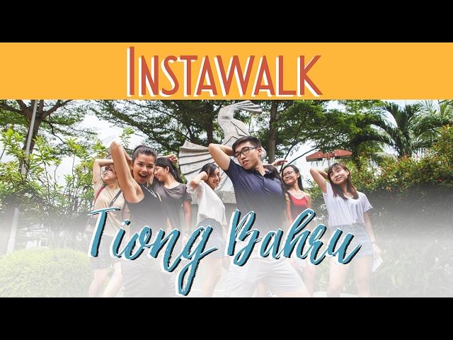 Tiong Bahru's Secret History & Heritage - #InstaWalk With MND Singapore