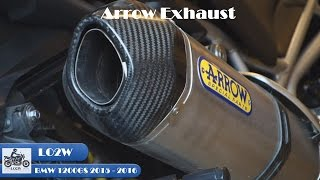 Top 7 Full Exhaust Sound Triumph Tiger 800XC / Akrapovic, LeoVince, Arrow,  Yoshimura, SC Project...