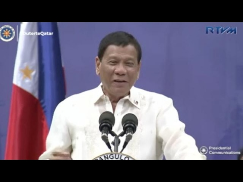 Duterte: Trump a realist, pragmatic thinker