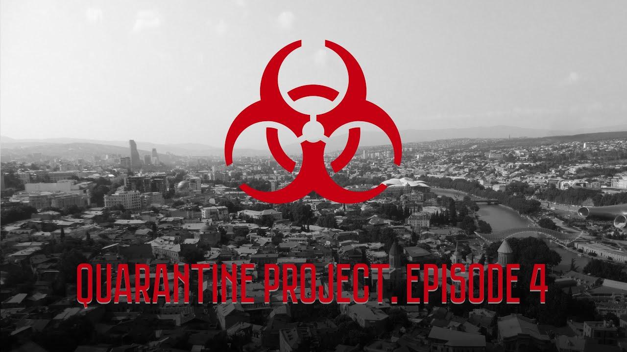 "Reality show ""Quarantine""   Episode 4"