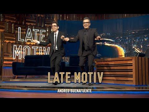 LATE MOTIV - Berto Romero. 'Soy de Murcia' | #LateMotiv358