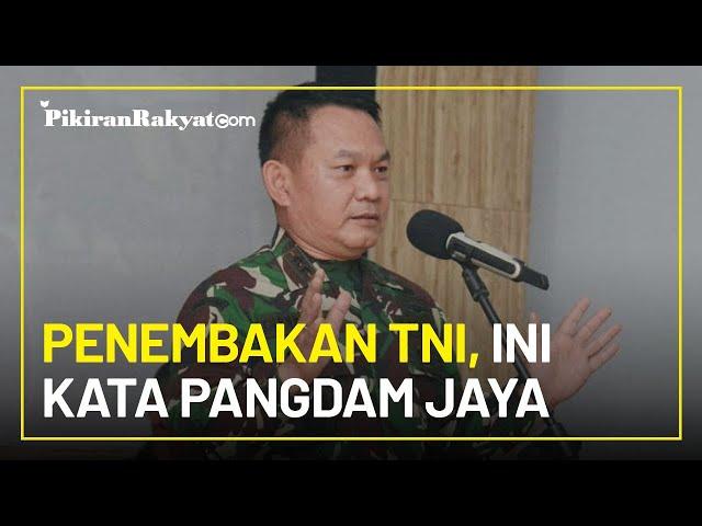 Terkait Penembakan Anggota TNI di Cengkareng, Pangdam Jaya Minta Anggotanya Tidak Terprovokasi