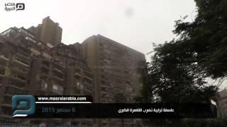 مصر العربية | عاصفة ترابية تضرب القاهرة الكبرى
