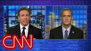 Lewandowski tries to explain Trump comments