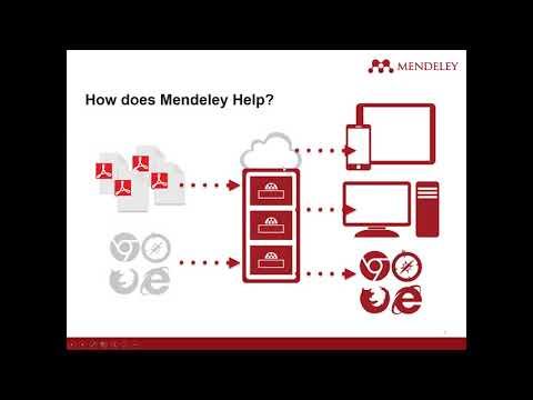 Sesi 1 Pengantar Mendeley ( Software Manajemen Referensi Dan Jaringan Sosial Akademis)