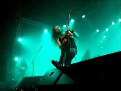 Insomnium - Ephemeral (live @ Budapest, Hungary 2015.03.15.)