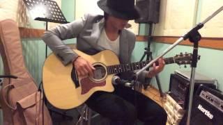 雅-miyavi-『自己愛 自画自賛 自意識過剰』guitar cover