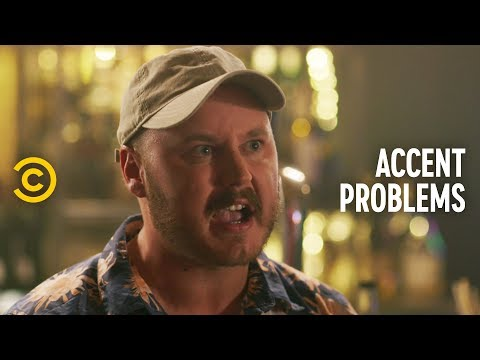 The Problem with Southern Accents – wellRED Comedy
