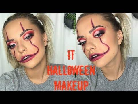 IT Halloween Makeup thumbnail