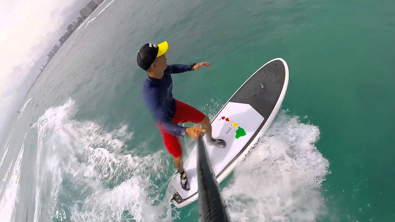 surfing with the blue planet surf potato chip sup board youtube