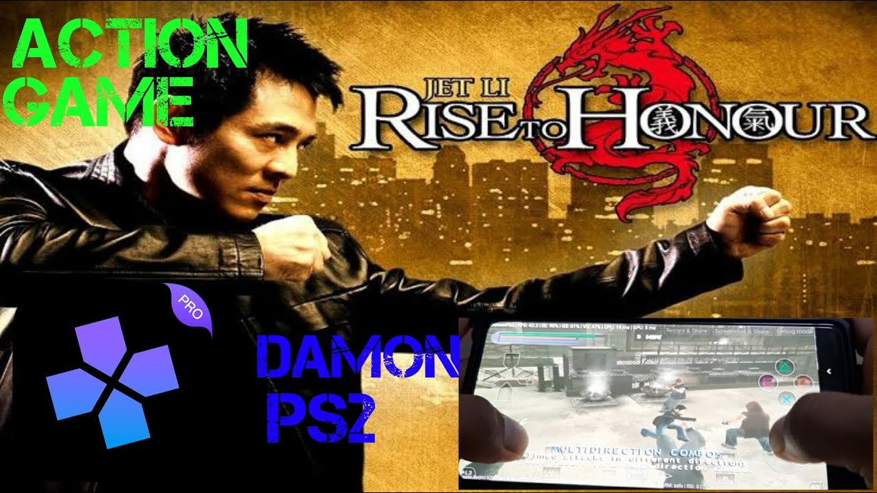 Rise to honor ps2 review