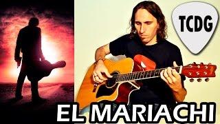 Como Tocar El Mariachi En Guitarra Acústica (Antonio Banderas): Tutorial TCDG