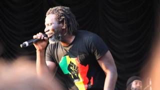 Tiken Jah Fakoly at Central Park New York 2011