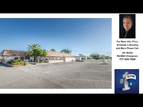 6816 US HIGHWAY 19, NEW PORT RICHEY, FL Presented by Jim Steele.