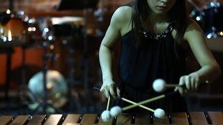 "Shanghai Percussion Ensemble - ""Marimba d'Amore"" Keiko Abe by Xinru Zhang"
