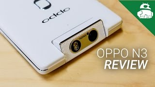 Oppo N3 Review!