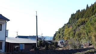 2018/11/24 スイーツトレイン「或る列車」走行@日田~豊後三芳間