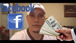 Monetize Facebook page with ads on videos 2018