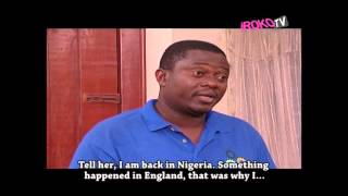 Muyiwa Ademola Deported By Lover - Yoruba Nigeria Movie