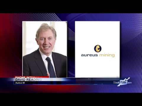 Aureus Mining Chief On Ebola-free Liberia And Upcoming First Gold Pour