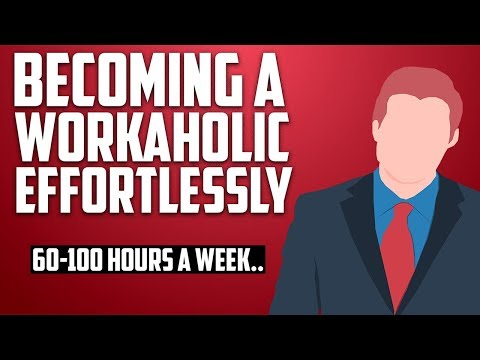 dating workaholic