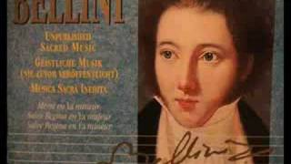 Vincenzo Bellini, Messe en la mineur / Mass in A minor