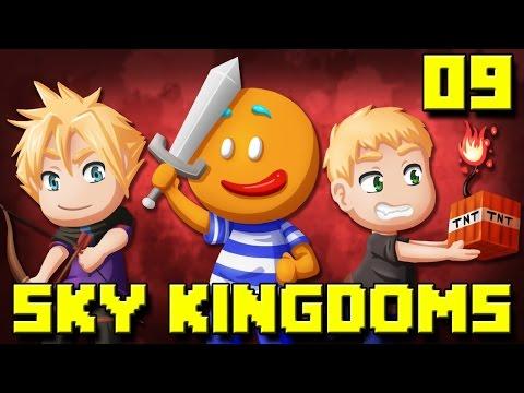 Sky Kingdoms : La Fusion de FK et SkyDef #09 UNE STATUE DE TOUTE BEAUTÉ