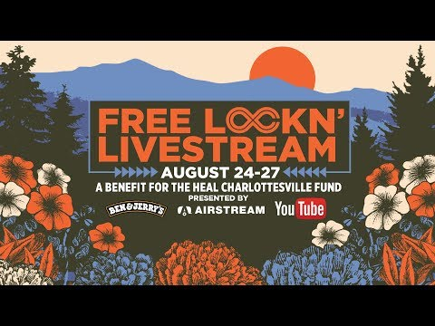 LOCKN' Live from Arrington, Virginia :: 8/26/17 :: Full Show :: The Relix Channel