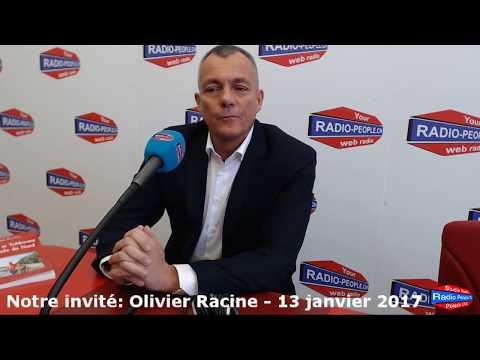13 janvier 2017 Olivier Racine reçu sur la libre antenne de Radio People