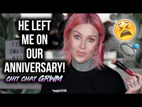 RYAN LEFT ME ON OUR ANNIVERSARY! WTF (like physically left me) | KristenLeanneStyle