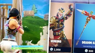 NEW SKIN! SHOULD YOU BUY!? DUOS WITH JONKAN! | Fortnite in English!