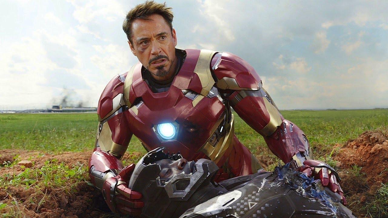 Download War Machine Falls Scene - Airport Battle - Captain America: Civil War - Movie CLIP HD