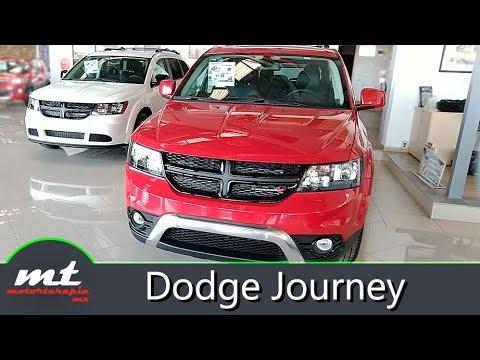 Dodge Journey 2019 Vista Rapida En Motorterapia Mx Youtube