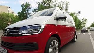 наши тесты. Вып.886 Volkswagen Multivan Bulli T6