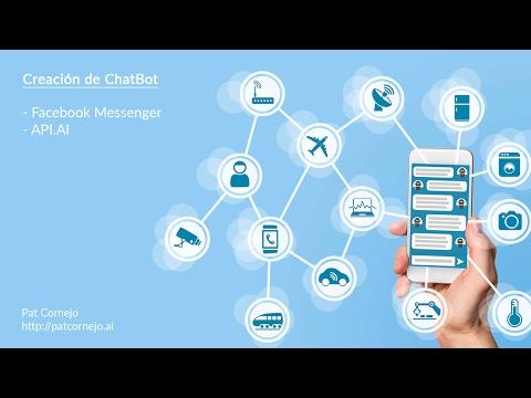 Crear ChatBot para Facebook Messenger usando API.AI