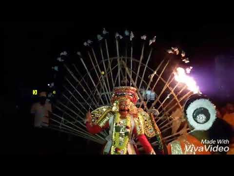 Madurai Veeran . Arul Murugan Performance In Ponkuruchi ( 11.11.2017 )