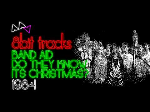 Band Aid - Do They Know It's Christmas? (8-bit)