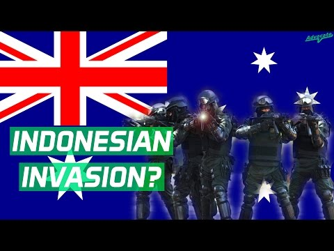 Could Indonesia Invade Australia?