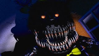NIGHTMARE FREDBEAR! | Five Nights At Freddy