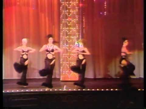 The incomparable Ron Lewis choreography featuring the best jazz dancers