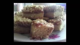 видео Быстрый Бабушкин пирог из песочного теста с вареньем !!!