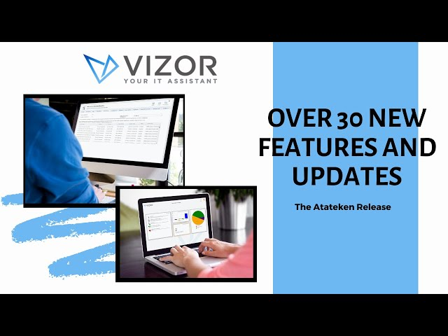 VIZOR's Atateken Release - What's New