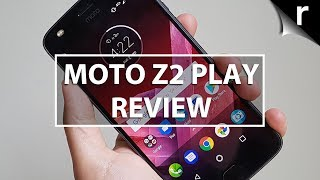 Motorola Moto Z2 Play Review: Playtime is over