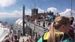 Ein Sommertag auf der Zugspitze / A Summers Day on the Zugspitze